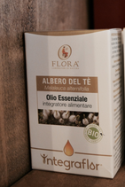 Integratore Albero del Tè Tea Tree BIO Integraflor