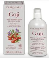 Acqua Profumata Rinfrescante Goji Senza Alcool- Goji L'erbolario
