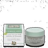 Crema viso per pelli impure con biancospino e semi di zucca - L'Erbolario