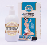Pack Prodotti per la cura dei Tatuaggi - (Balm Tattoo 30ml + Tattoo Soap)