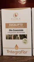 Integratore Alimentare Olio Essenziale Eucalipto BIO Integraflor