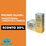 Fangocrema Fir + Girovita e Pancia - Fanghi d'alga GUAM