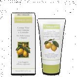 Crema viso coprente pelli impure limone e cetriolo - L'Erbolario