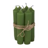 IB LAURSEN Stabkerze grün (1 Stück)