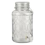 IB LAURSEN Getränkebehälter Glas 3,5 ltr