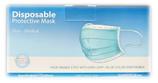 Ein-Weg-Mundschutzmasken 50 Stk