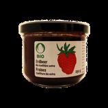 Bio Erdbeer Konfitüre extra 250g