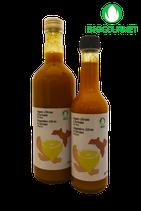 Bio Ingwer-Zitrone & Kurkuma Sirup