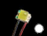 MSW 01030650 LED SMD 0805 Blink LED mit Lackdraht kaltweiß