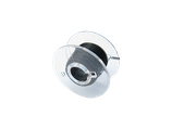 MSW 05-02-10 Spule 10m Kupferlackdraht schwarz 0,15mm