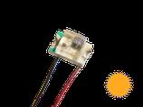 MSW 01030646 LED SMD 0805 Blink LED mit Lackdraht gelb