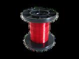 MSW 050202 100m Spule Kupferlackdraht Lackdraht rot 0,15mm