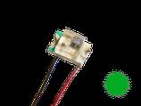 MSW 01030647 LED SMD 0805 Blink LED mit Lackdraht grün