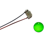 MSW 01030617 LED SMD 0603 mit Kupferlackdraht grün