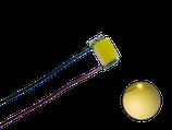 MSW 01030609 LED SMD 0603 mit Kupferlackdraht warmweiß