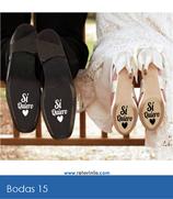 Bodas - Zapatos de Sí Quiero