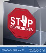 Señaléticas - Stop Depresiones