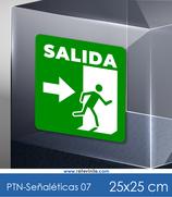 Señaléticas - Salida 3