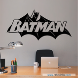 Personajes / Cómic / Batman logo
