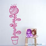 Infantiles / Medidores / La gran rosa