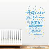 Infantiles Nacimiento - Estrellas que hacen reir niño