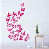 Animales - Mariposas variadas