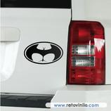 Pegatinas Guapas - 55 - Batgirl