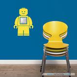 Enchufes - Figura Lego