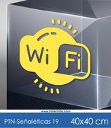 Señaléticas - Hay Wifi
