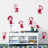 Infantiles / Pequeñines / Niños observando
