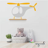 Baldas - Helicóptero Bonito