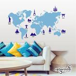 Mapas - Arquitecturas del mundo