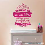 Infantiles / Pequeñines / Pequeña Princesa