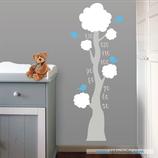 Infantiles / Medidores / Pajaritos en su árbol
