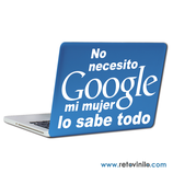 PC Portátil - No necesito Google