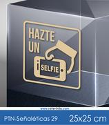 Señaléticas - Hazte un selfie