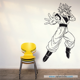 Personajes / Manga / Goku super guerrero