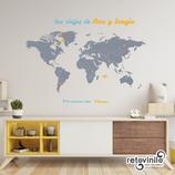 Mapas - Los Viajes de ... + Detalle