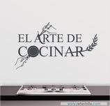 Cocinas - El arte de cocinar