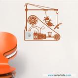 Enchufes - Energía animal con zanahoria