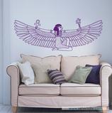 Arte - Maat, la mujer egipcia alada