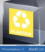 Señaléticas - Solo Plástico