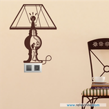 Enchufes - El duende de la lámpara