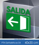 Señaléticas - Salida 2