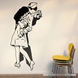 Arte - El beso de Alfred Eisenstaedt