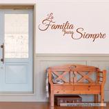 Familiares - La Familia es para Siempre