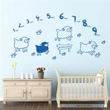 Infantiles / Pequeñines / Cuenta ovejas para dormir