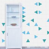 Azulejos - Triángulos