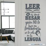 Textos y Frases - Leer es como besar