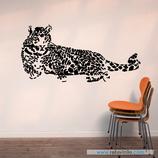 Animales - Leopardo tumbado